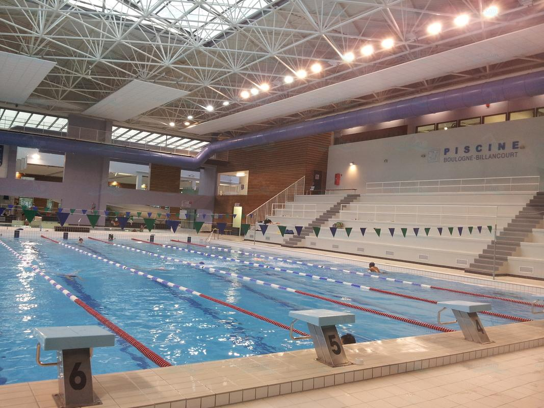 Photos Piscine de BoulogneBillancourt  Nageurscom