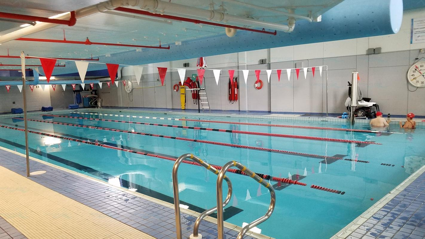Piscine Ymca West Island