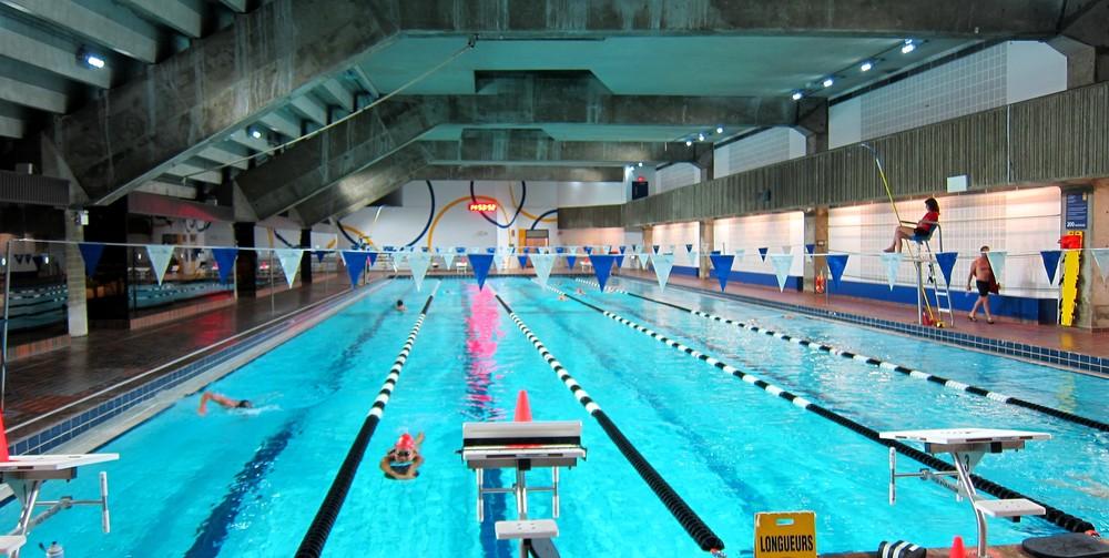 Stade olympique de Montral  Nageurscom