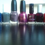 Favorite Autumn/Fall Nail Polishes ♥