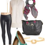 ModCloth Outfit Challenge: Chic In The City