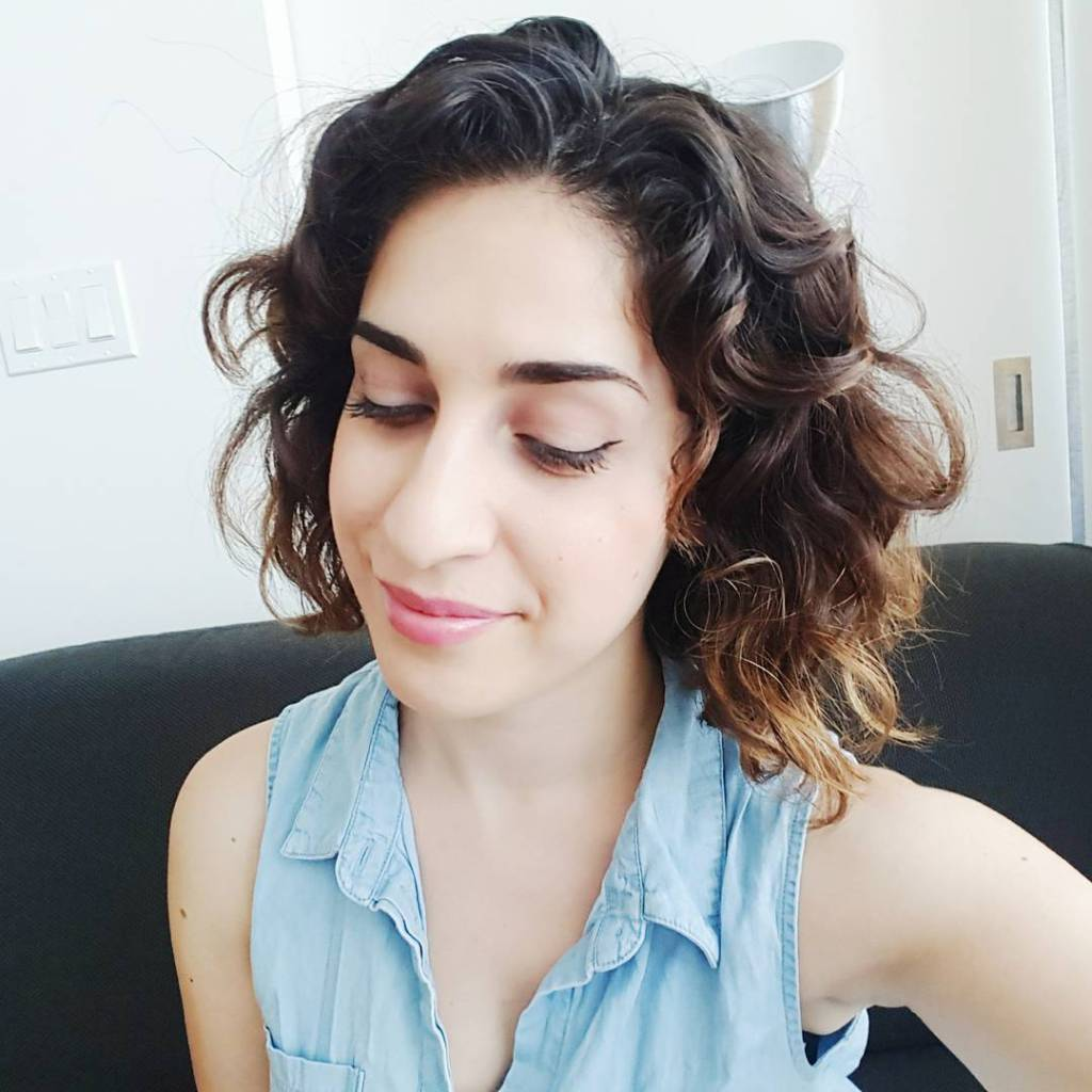 Curly Haircut at Curl Bar Beauty Salon