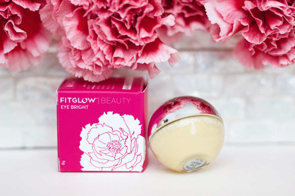 fitglow beauty eyebright review
