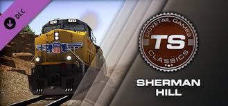 Train Simulator Sherman Hill