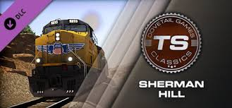 Train Simulator Sherman Hill
