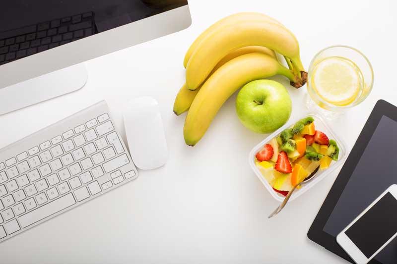 Healthy Snacks for the Office Break Room