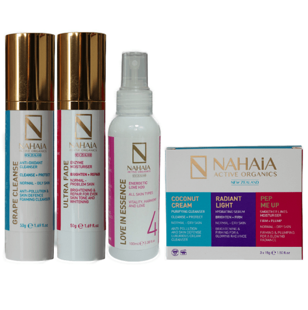 Nahaia skincare offers and promotions