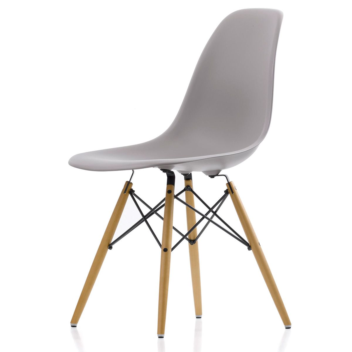 eames bucket chair red dining chairs nz plastic dsw vitra original in the naharro online store