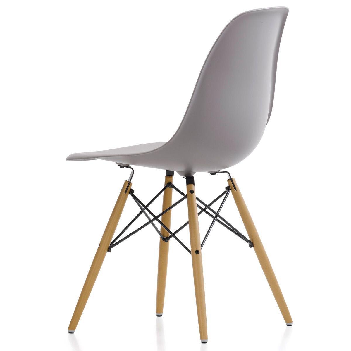 Silla Eames Plastic DSW Vitra original  Tienda online Naharro mobiliario