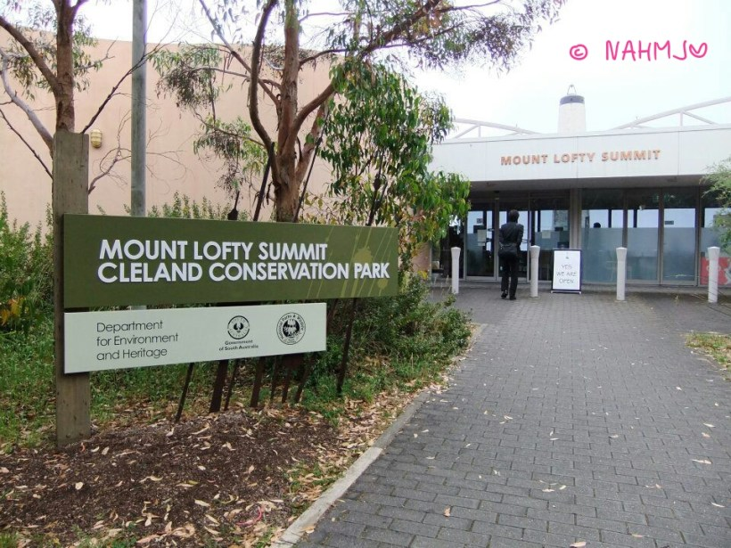 Mount Lofty Summit, Adelaide - Mount Lofty Summit