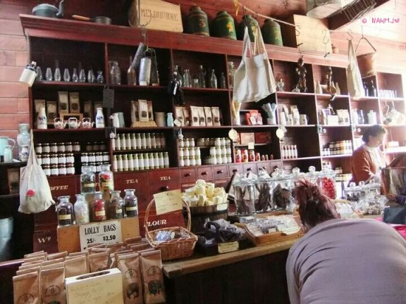 Soverign Hill, Ballarat - Sovereign Hill - A confectionery shop