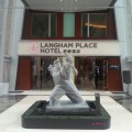 A Day Of June 2014 In Hong Kong - Langham Place Hotel
