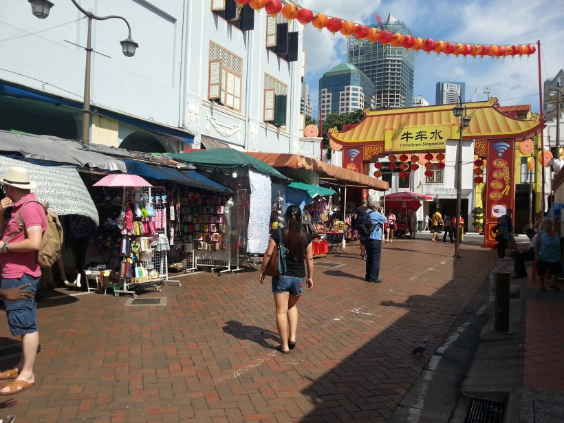 A Suggested Itinerary For Visitors to Visit Chinatown, Singapore - Pagoda Street, Chinatown Singapore