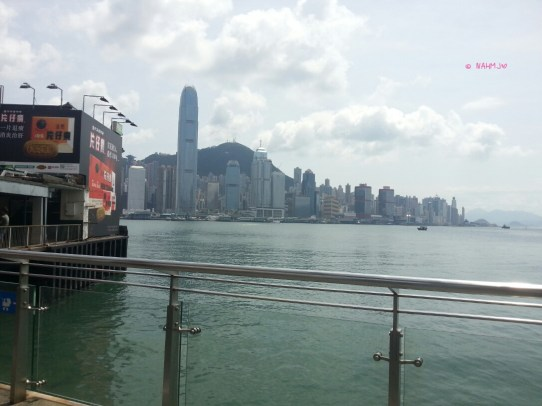 Weekend In Hong Kong In July 2014 - View From Harbourcity
