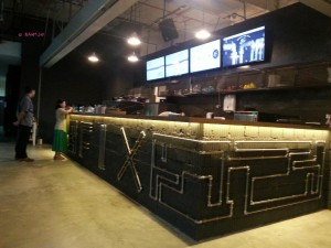 Fix Cafe - Counter