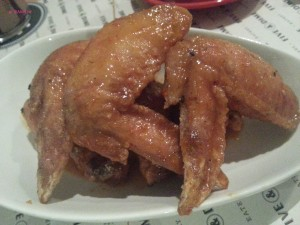 Five and Dime Eatery - Spicy Miso Wings