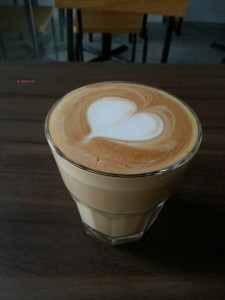 The Workbench - Cappuccino
