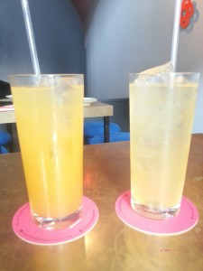 Ding Dong - Non-Alcoholic Drink: Mango Passionfruit and Apple Pear