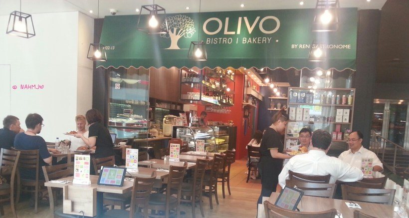 Olivo Bistro & Bakery - Overview