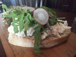 And Why - Lobster Mobster Sandwich