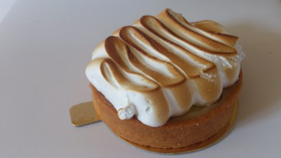 Le Kue - Lemon Meringue Tart