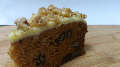 The Delights Heaven - Carrot Cake