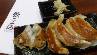 Gyoza-ya - Yaki Pork Gyoza, Pan-Fried Dumpling with Prawn