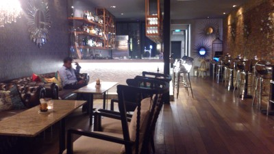 D' Bell Singapore - Lounge