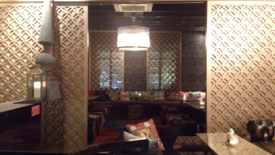 D' Bell Singapore - Private Function Room at second level