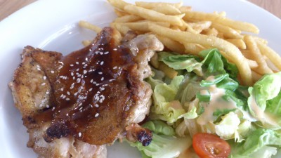 The Usual Place Cafe - Honey Soy Chicken