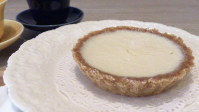 The Dwelling Place Cafe - Lemon Tart