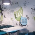 Qoolco Cafe - Indoor Seats