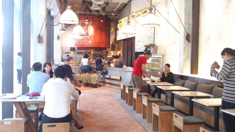 Grain Traders Cafe - Overview