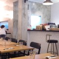 First 25 Cafe - Interior