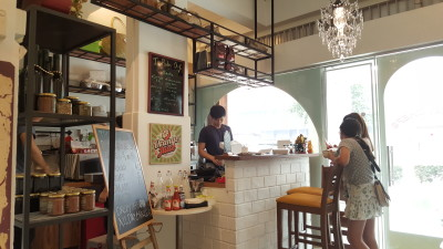 The Pantry Chefs - Bar Counter