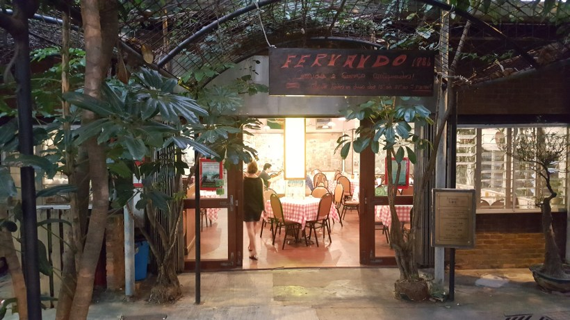Fernando Restaurant - Entrance