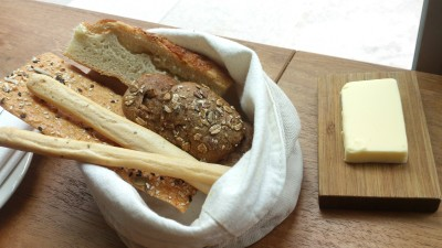 Bread Street Kitchen Singapore - Bread Basket