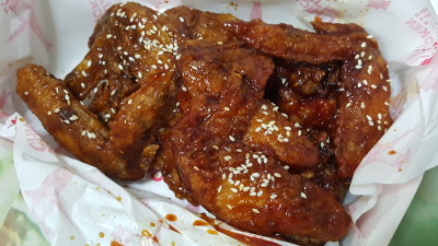 Jinjja Chicken - Jinjja Wings (Mixed)
