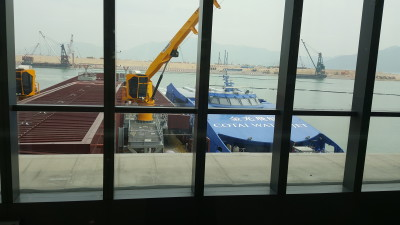 Getting To Macau From Hong Kong International Airport - HKIA - Ferry Terminal