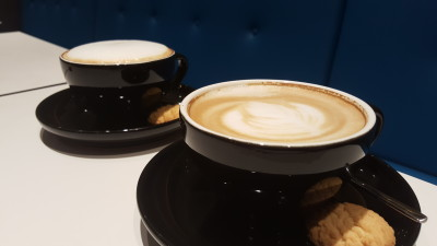 Wanna Cuppa - Latte and Cappuccino