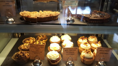 Atlas Coffeehouse - Cakes and Pastries Counter