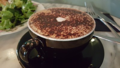 Gemmills Cafe And Wine Bar - Cappuccino
