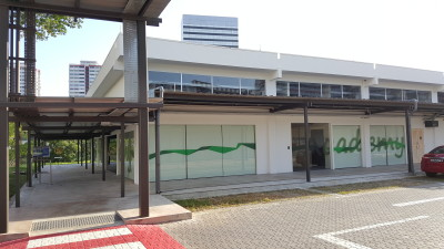 The Sapling, SHATEC Training Restaurant - Located at Academy Block within SG Enabled Village
