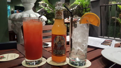 Peppermint Park By Tantric Bar - Non- Alcoholic Drinks