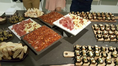 Cosentino Asia's First Dekton Ambassador Chef Andre Chiang - Spanish Tapas By Chef Edward of My Little Spanish Place