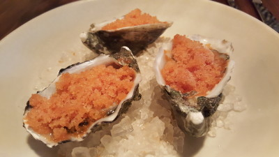 Cheek By Jowl At Boon Tat Street - Oyster ($5 / pc)