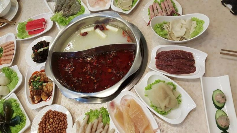 Chao Tian Men Steamboat Buffet Restaurant - Steamboat Feast