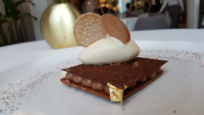 Odette By Chef Julien At National Gallery Museum, City Hall, Singapore - Act 4, Choconuts