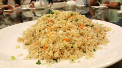 Red House Seafood Restaurant At Quayside, Roberston Quay, Singapore - House Ultimate Seafood Fried Rice