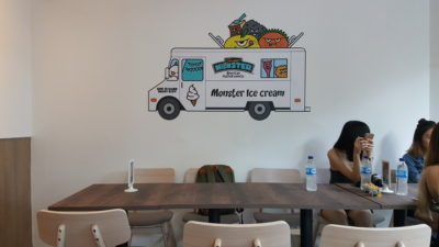 Sweet Monster at Velocity With New Menu - Interior Dinning Area